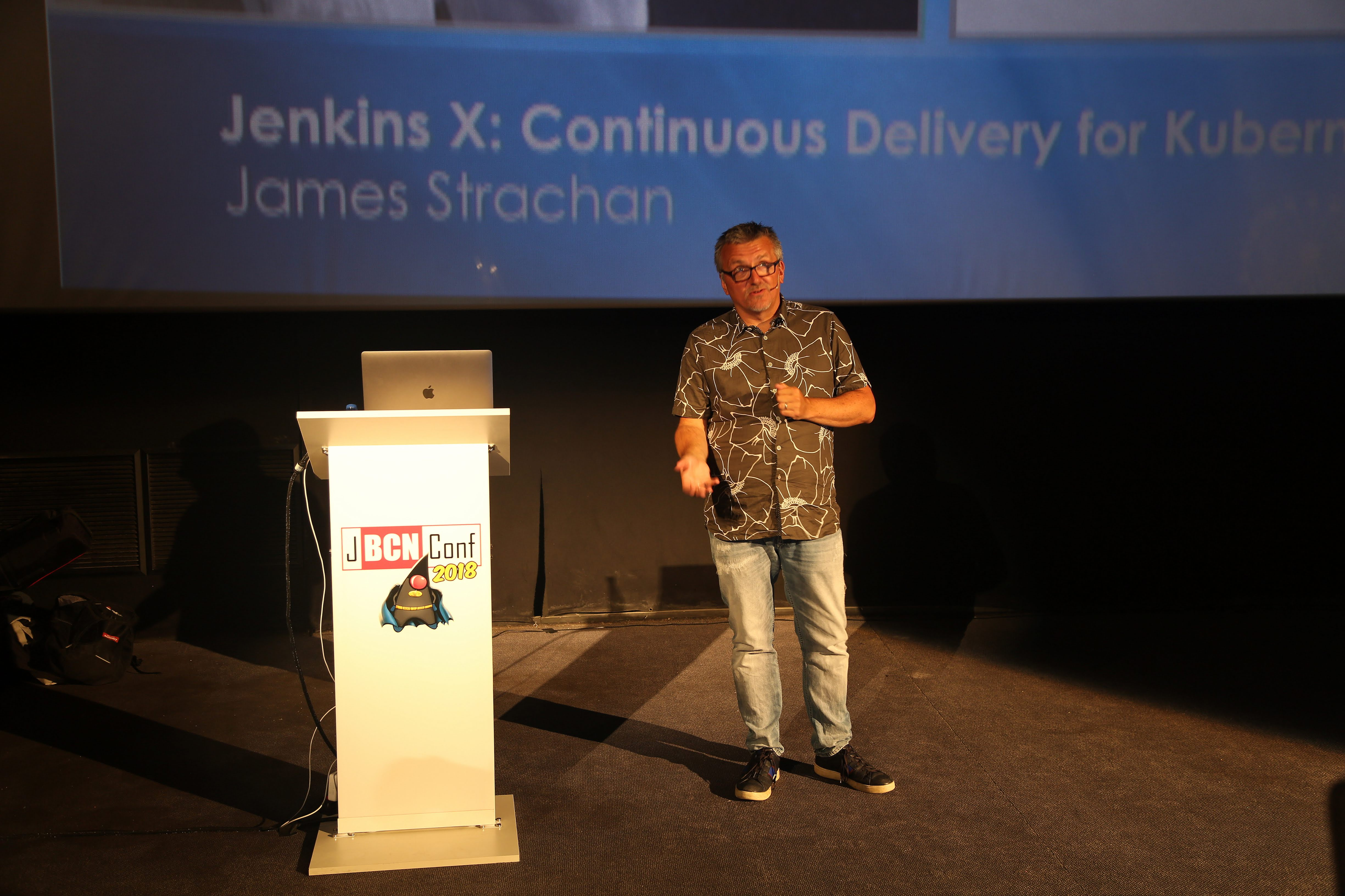 JBCNConf - The first Java and JVM conference in Spain